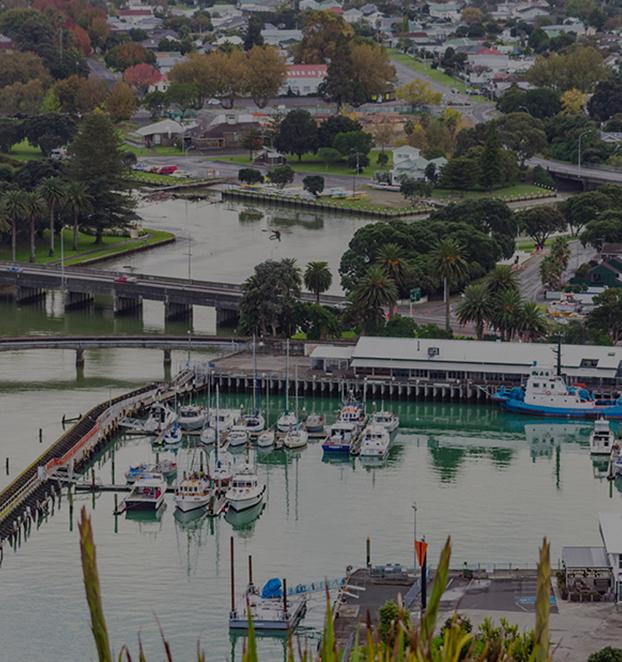 Gisborne Inner Harbour Redevelopment