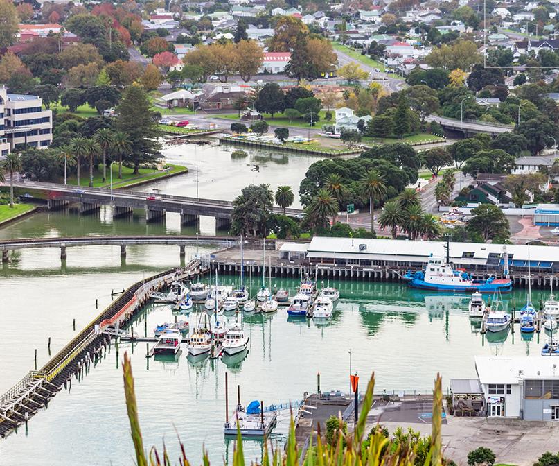 Gisborne Inner Harbour